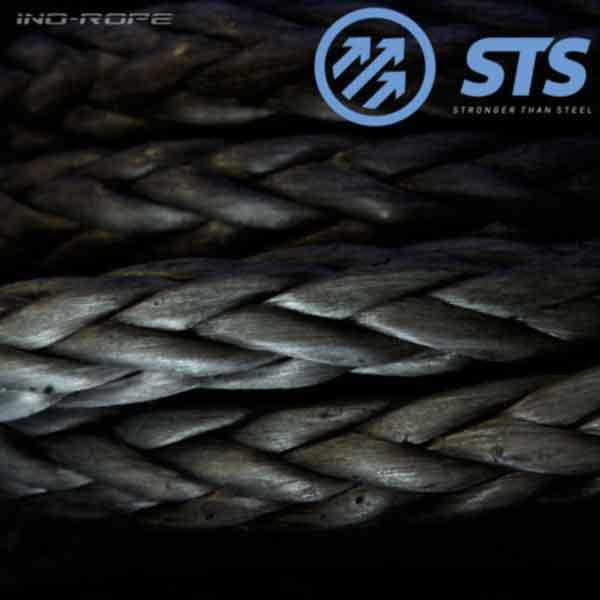 Tresse Dyneema SK78 -Traitement haute résistance STS – Ino-Rope
