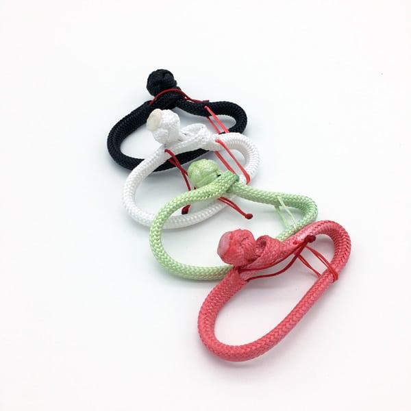 Photo des manilles textiles Ino-Rope