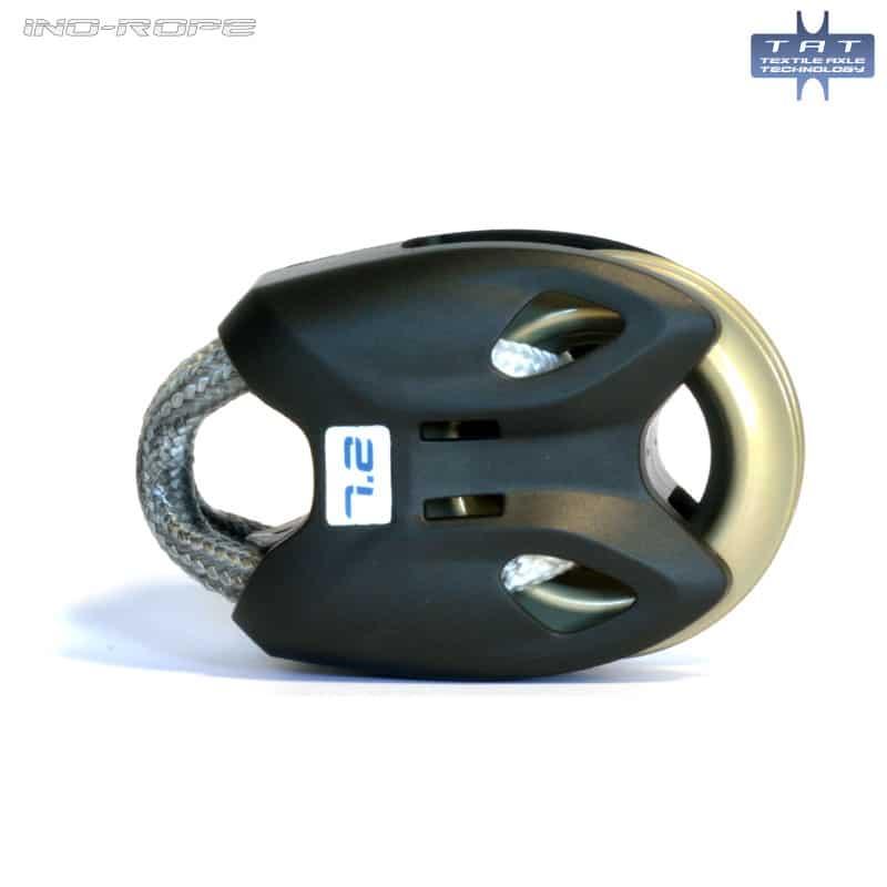Poulie à axe textile Ino-Block 7.2 - Accastillage - Boutique Ino-Rope