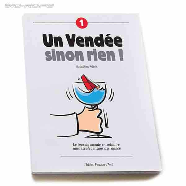 """Une photo du livre le """"Vendée"""""""