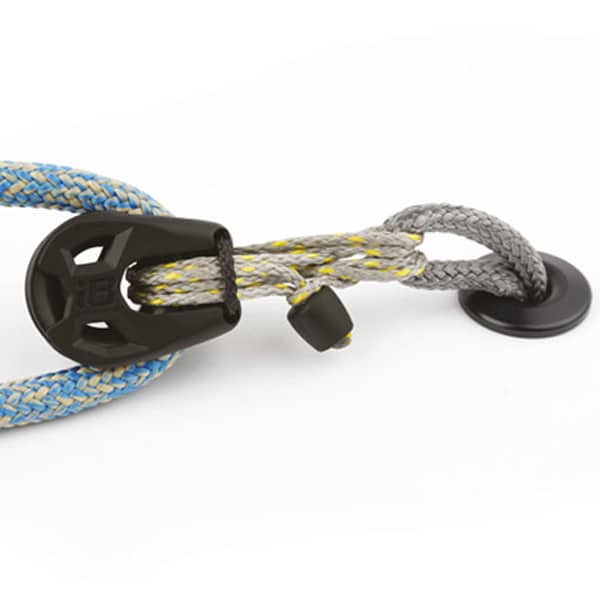Poulie à axe textile Ino-Block LIGHT 0.6 - ultra-légère - Ino-Rope