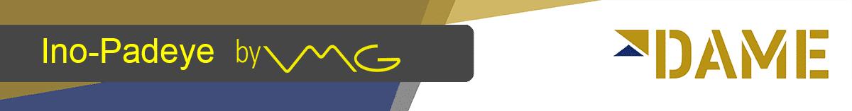 Une bannière lancement nouveauté 2019 ino padeye