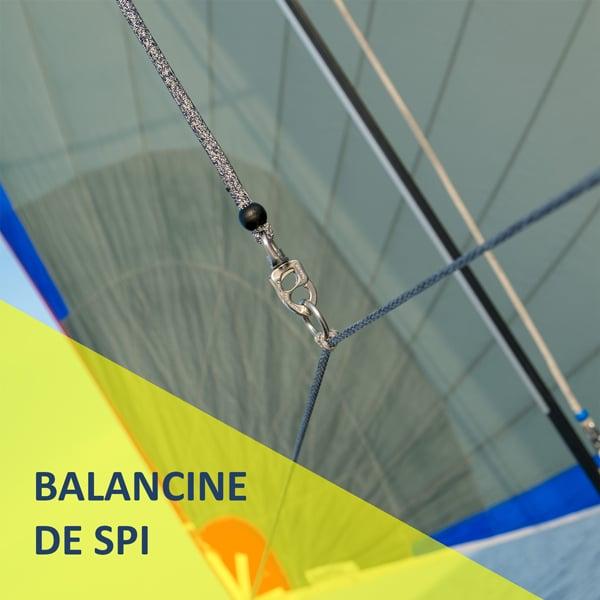 Balancine de Spi prête à l'emploi Grande Croisière