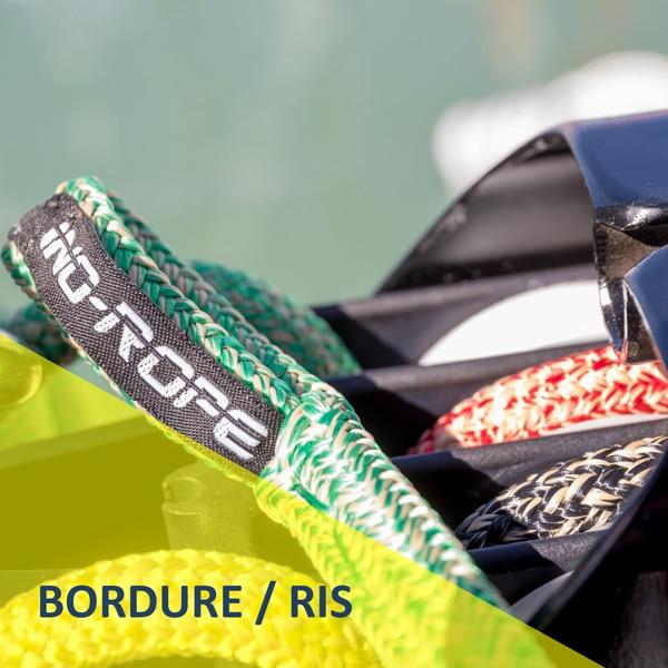 Bordure / Bosse de Ris Standard prête à l'emploi Grande Croisière