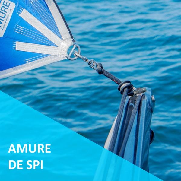 Amure / Hâle-bas de Spi Premium prêt à l'emploi Régate