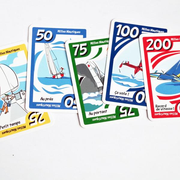Photo du jeu des milles nautiques