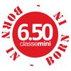 Logo born in mini 6.50